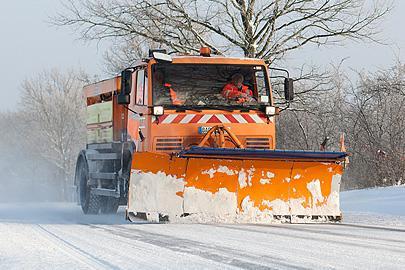 Zimowe utrzymanie dróg - odśnieżanie dróg