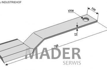 63-SPH-03-R Nóż Spearhead prawy