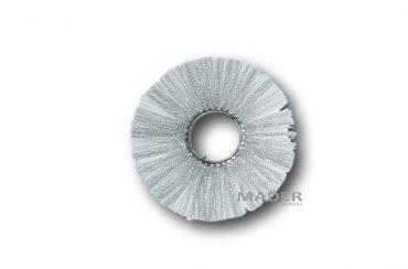 Szczotka wieńcowa 220x900 drut 0,7 mm